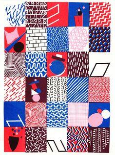 Risograph Print (Inc. p+p)