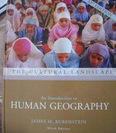 The Cultural Landscape: An Introduction to Human Geography PDF