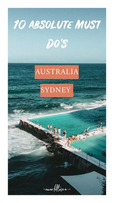 Sydney: 10 absolute Must Do's - Zelten Yorkshire England, Great Barrier Reef, Beautiful Places To Visit, Cool Places To Visit, Work And Travel Australien, Harbour Bridge, Pembrokeshire Coast, Dartmoor National Park, Day Trips From London