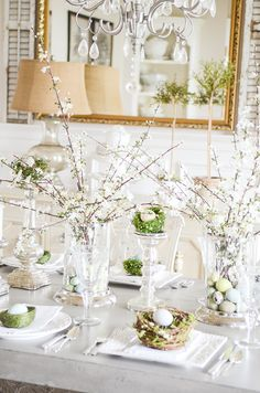 Spring Table Inspiration – in the pink