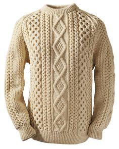 137 Best Aran Images Yarns Knitting Sweaters Crochet Pattern