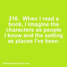 Oddly enough, I've been doing that for the past couple of days. :3