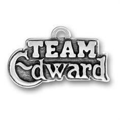 Twilight Inspired Team Edward Charm