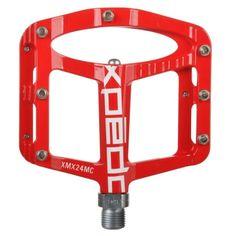 XPEDO SPRY pedały platformowe MTB/BMX/Freeride czerwone