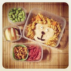 Lion Bento Lunch