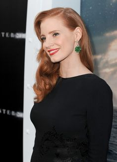Jessica Chastain Photos: 'Interstellar' Premieres in Hollywood — Part 2