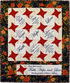 Fruit of the Spirit Quilt Pattern/Panel - Shop Our Online Quilt ... : online quilt store - Adamdwight.com
