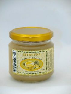 Sitruunahunajaa, ei tarvitse olla juuri tämä. Luomua kuitenkin mielellään :)  kauppa.ruohonjuuri.fi - Sitruunahunaja, 5,55e /prk (250g)