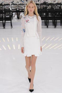 Défilé Christian Dior haute couture 2014-2015|28