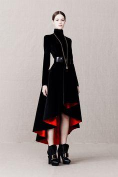 Alexander McQueen - Pre-Fall 2013 2014 - Shows - Vogue.com