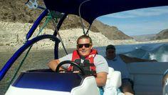 Boat driver Wesley