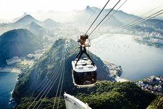 Sugarloaf Mountain Cable Car - Rio de Janeiro