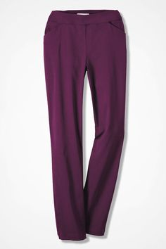 ShapeMe® Day-to-Dinner Pants - Coldwater Creek