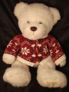 Harrods Christmas Teddy Bear 2012 Chester #Christmas