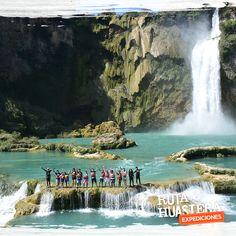 Disfruta con tu familia de una divertida expedición en la #HuastecaPotosina   #WeLoveAdventure  www.rutahuasteca.com  01.800.543.7746 WhatsApp: 481.116.5900 email: info@rutahuasteca.com  #RutaHuasteca #SLP #Ecoturismo #TurismoDeNaturaleza #VisitMéxico #Tours #TodoIncluido