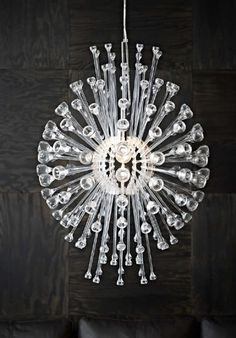 The New Stockholm Collection A Chandelier Design Inspired By Dew