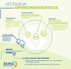 Les enjeux environnementaux de la pollution de l'air