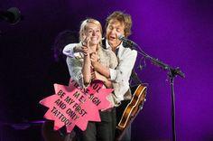 Paul McCartney super fan