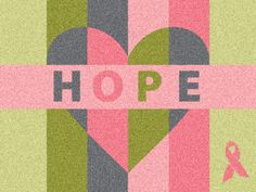 """Carpet One's """"Building Hope"""" pink ribbon welcome mat. 25% of sale price goes to the Breast Cancer Research Foundation. $24.99 http://www.facebook.com/carpetone/app_208195102528120"""