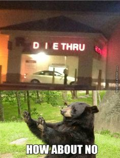 Entering Into A Galaxy Of Humor… Get your laugh on to these 21 Funny Drive-Thru Memes! Stupid Funny Memes, Funny Relatable Memes, Haha Funny, Funny Cute, Hilarious, Funny Humor, Best Memes, Funniest Memes, Really Funny