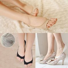 amazones gadgets 1 Pair Women Summer No Show Peep Toe Low Cut Cotton Invisible Ankle Liner Soc: Bid: 9,58€ Buynow Price 9,58€ Remaining 09…