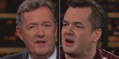 Comedian Jim Jefferies Tears Into Piers Morgan For Defending Donald Trump