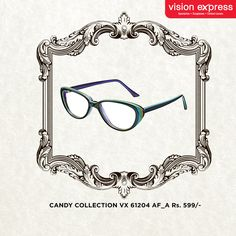 b26e3085be Our collection for kids spectacle frames is designed for maximum comfort  and is available in a variety of colours. Model -VX 61204 AF A