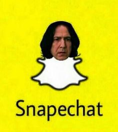 Snapchat! Wait what!?-Wonderous Things