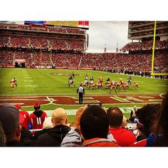 Tough loss for the Falcons but it was great seeing them in action. #riseup