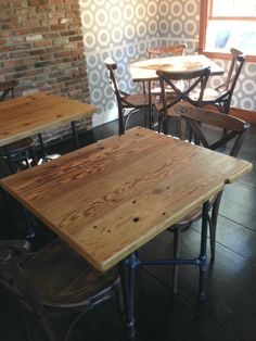 Urban Wood Goods Tables | Furniture For Commercial Spaces | Pinterest |  Tables