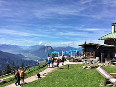 Die Vorderkaiserfeldenhütte ist eine sehr schöne, beliebte Hütte im Kaisergebirge mit hervorragender Küche und toller Aussicht für die ganze Familie.