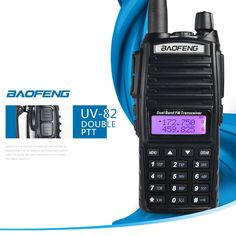 walkie talkie BaoFeng UV-82 Dual-Band 136-174/400-520 MHz FM Ham Two way Radio, Transceiver, walkie talkie  Price: 54.99 & FREE Shipping #computers #shopping #electronics #home #garden #LED #mobiles #rc #security #toys #bargain #coolstuff |#headphones #bluetooth #gifts #xmas #happybirthday #fun