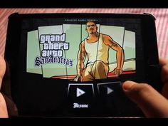 Rockstar Games yesterday launched GTA San Andreas on ios devices and coming to Android very soon . This is a gameplay of GTA San Andreas on my ipad mini. Grand Theft Auto, Nokia Windows, Windows Phone, Android Windows, Microsoft Windows, Apps Für Iphone, Whatsapp Logo, Gta San Andreas, Game Presents
