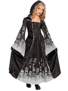 Check out Girl's Forsaken Souls Costume - Horror Costumes from Costume Super Center