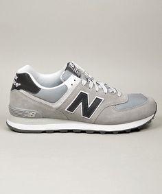 New Balance ML574 Grey/Dark Grey #newbalance #sneakers #shoes #streetwear #men www.neverending-shop.de  || AcquireGarms.com