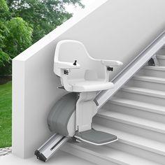 Levant Intemperie silla salvaescaleras para el exterior de thyssenkrupp Encasa - Artículos de Ortopedia