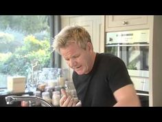 How to make white bean and vegetable soup - Gordon Ramsay - Gordon Ramsays World Kitchen - YouTube