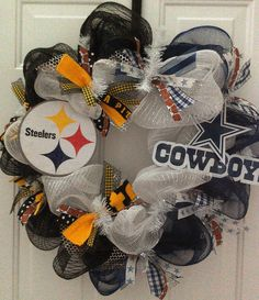 Steelers/Cowboys--House Divided!