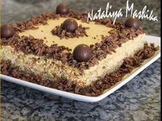 Киевский торт по семейному рецепту