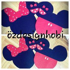 Minnie ve mickey mouse amerikan servislwr :)
