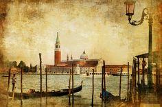 Venedik'in resmedilmiş hali