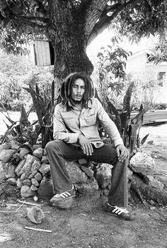 BOB MARLEY, '76