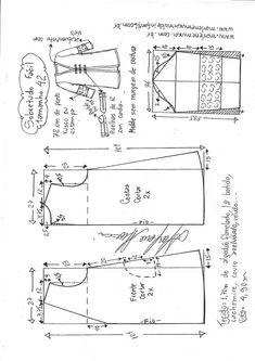 Casaco sobretudo fácil | DIY - molde, corte e costura - Marlene Mukai