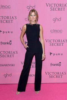 Victoria's Secret Fashion Show 2014 Red Carpet   Constance Jablonski