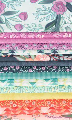 Tucker Prairie by One Canoe Two for Moda Fabrics