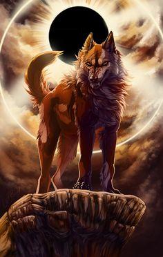 Anime Wolf Black Werewolves - The Universe of Manga Wolf Photos, Wolf Pictures, Anime Wolf Drawing, Anime Art, Anime Sketch, Wolf Hybrid, Wolf Warriors, Wolf Artwork, Werewolf Art