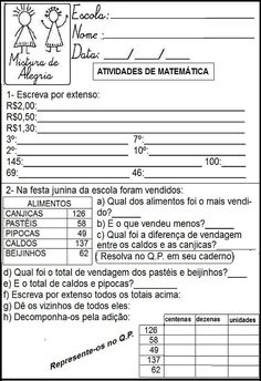 atividade-de-matematica-3%C2%BAano-imprimir.jpg (464×677)