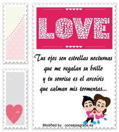 bajar textos bonitos de amor para whatsapp gratis,buscar bonitas palabras de amor para whatsapp : http://www.consejosgratis.es/lindos-mensajes-de-amor-para-whatsapp/