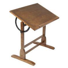 Vintage Drafting Table by Studio Design