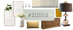 Well, A month has come and gone and it's time to announce our JULY #MagnoliaMakeover winner! Our winner this month is @chrismajormills! Christine submitted her master bedroom as her entry in hopes of having a space for her and...